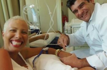 Taxol na veia – O que você precisa saber sobre os efeitos colaterais da quimioterapia branca