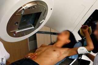Próxima etapa do tratamento: 28 sessões de Radioterapia