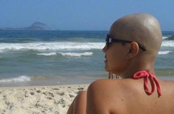 """""""Eu não vou entregar a minha vida para um tumor"""" – Lilian Craveiro"""