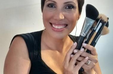 Você sabe usar os pincéis corretos na hora de se maquiar?