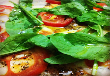 Alimentação anticâncer: Minha pizza de tapioca (glúten free)