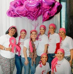 comemorar ajuda a vencer o câncer