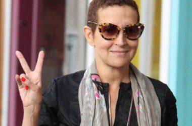 Betty lago venceu o câncer !