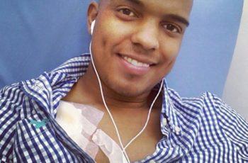 """""""Eu me aproximei ainda mais de Deus por causa do câncer""""- Marcos paulo, diagnosticado com linfoma de hodgking"""