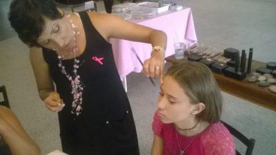 Rede feminina de Combate ao Câncer - outubro rosa