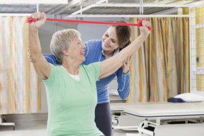 pilates para pacientes de Câncer de Mama