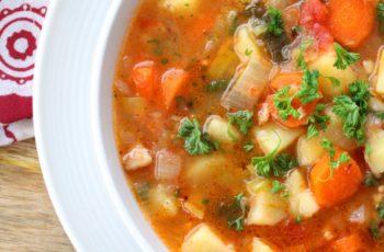 Minha Alimentação Anticâncer: Receitas de Sopas e Caldos Nutritivos realmente Saudáveis
