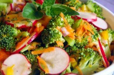 3 Receitas de Saladas Alcalinizantes Nutritivas, Práticas e Saborosas