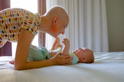 A gravidez durante e após o tratamento de câncer